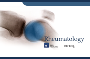 Rheumatology by Scientific American Medicine (SAM)
