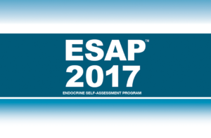 Endocrine Self-Assessment Program 2017