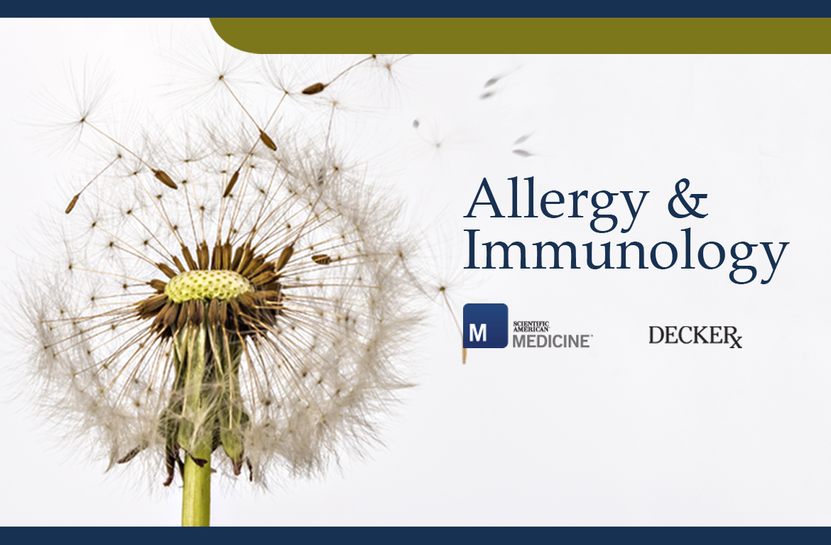 Allergy & Immunology by Scientific American Medicine (SAM)