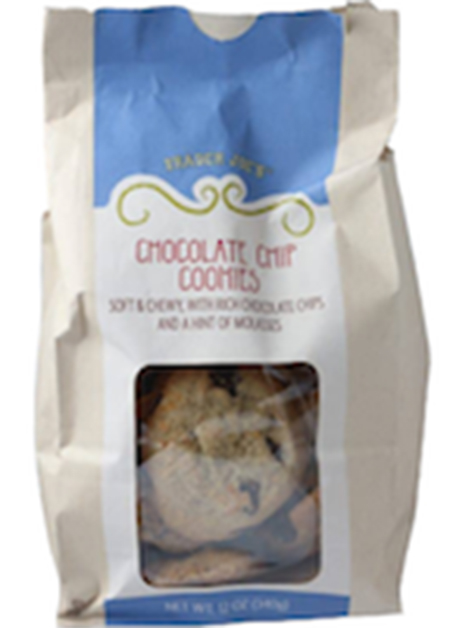 Chris's Cookies Recalls Chocolate Chip Cookies Due to Undeclared Peanuts
